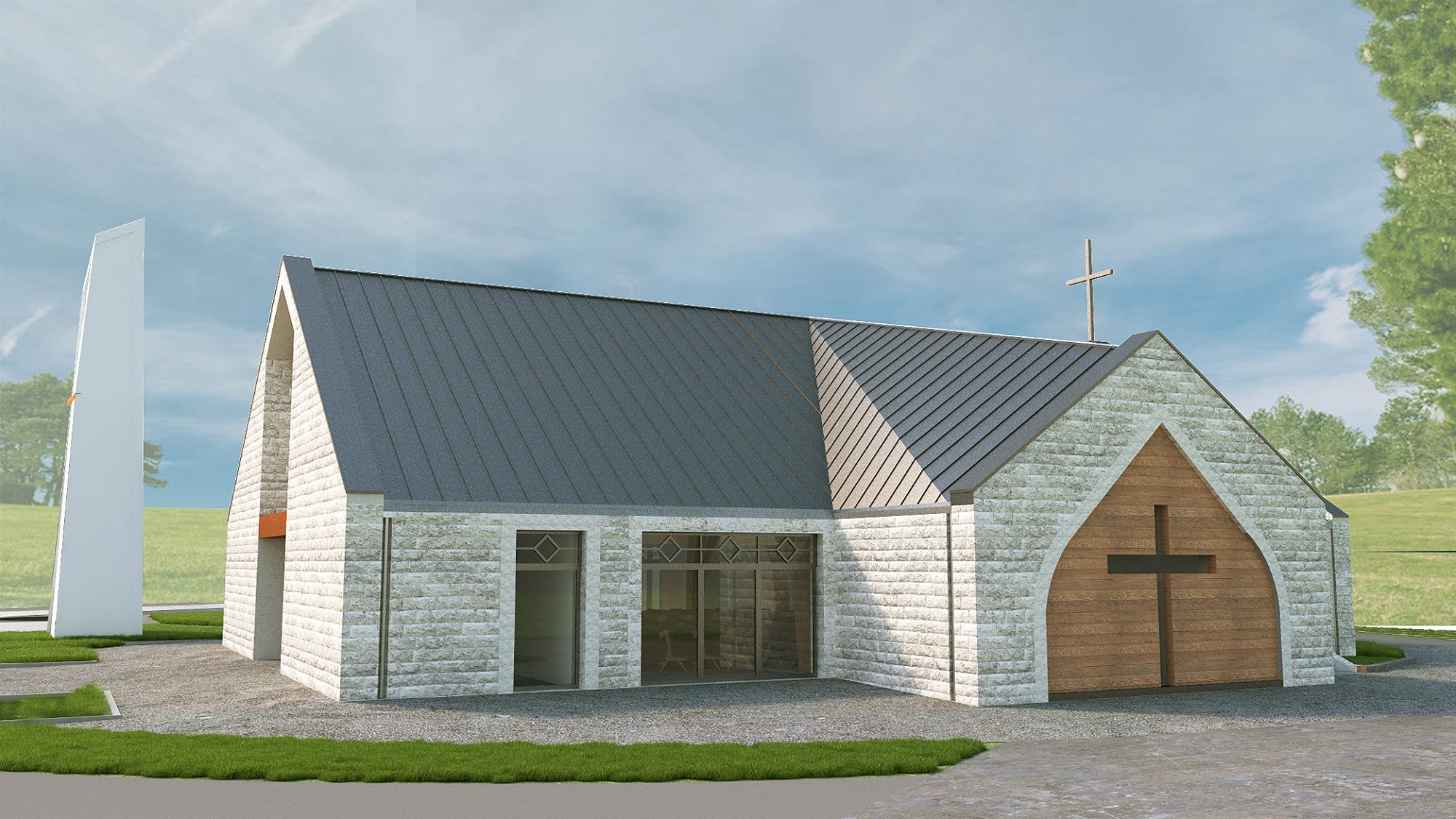 Energooszczędny Kościół w Skierniewicach